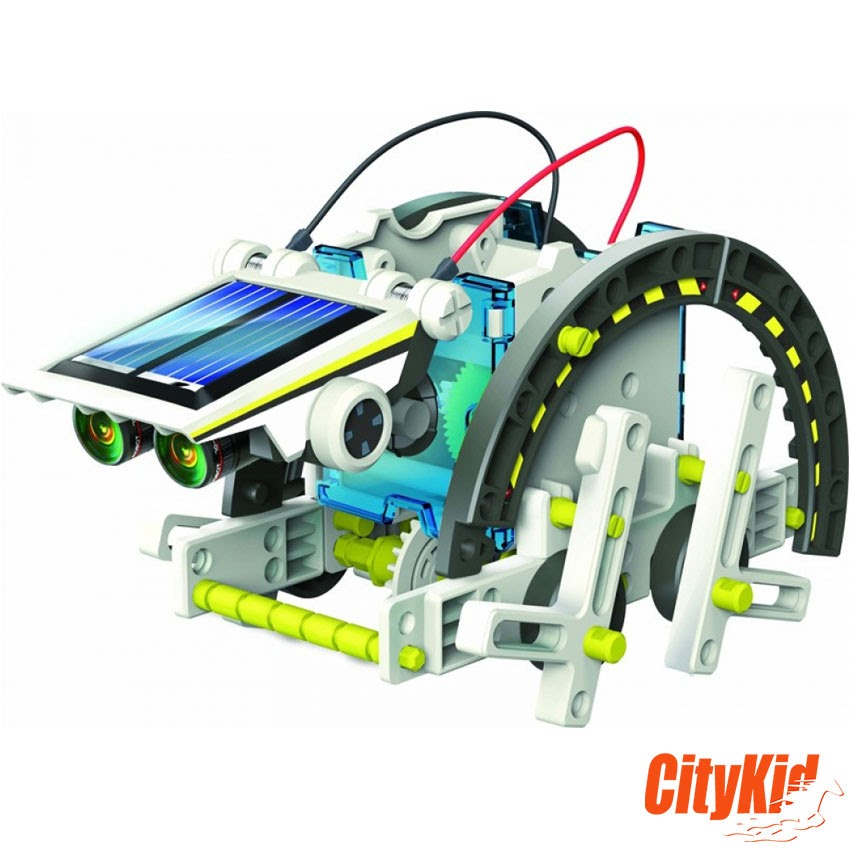 Educational Solar Robot Kit 14 in 1