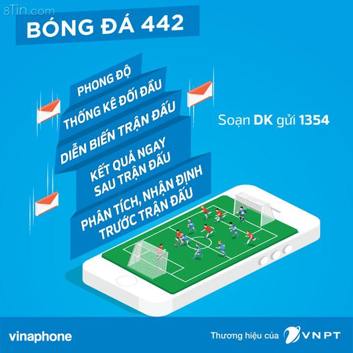 Trở thành chuyên gia bóng đá chỉ với cú pháp DK gửi 1354!