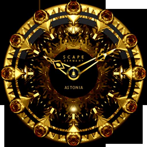 ASTONIA Luxury Clock Widget LOGO-APP點子