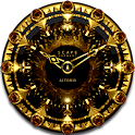 ASTONIA Luxury Clock Widget icon