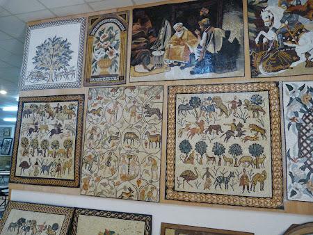 Suveniruri Iordania: Mozaic suvenir