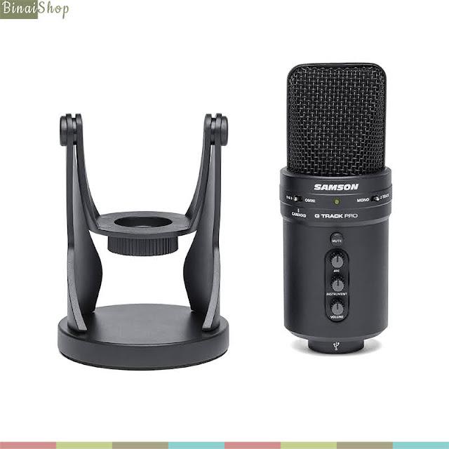 Samson G-Track Pro - Micro USB