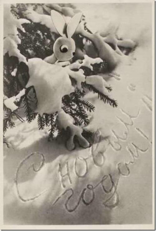 Черно-белые открытки ссср, лет картинках