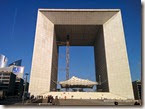 París. La Defense. Gran Arco - IMG_20141003_095351