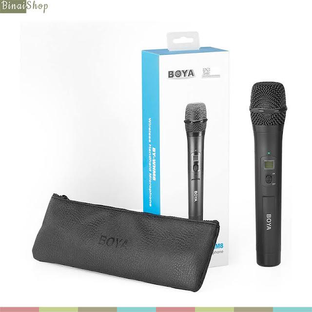 Boya BY-WHM8 Pro