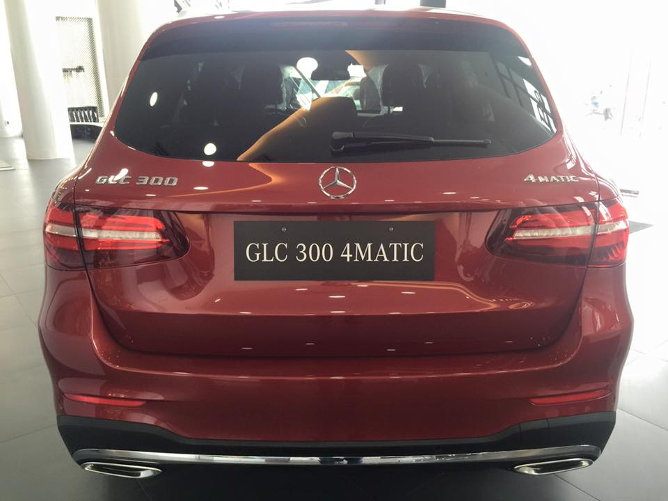 Xe Mercedes Benz GLC 300 4Matic 012