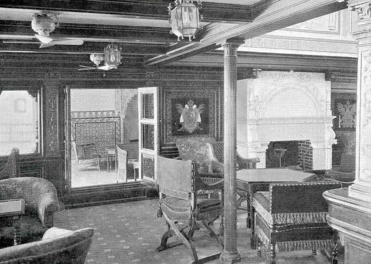 CRISTOBAL COLON. Bar. Foto del LIBRO DE INFORMACIÓN PARA EL PASAJERO. COMPAÑÍA TRASATLANTICA DE BARCELONA. AÑO 1923.jpg