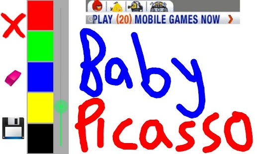 BabyPicasso Free - screenshot thumbnail