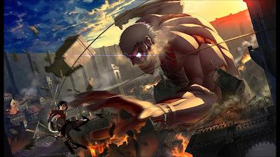 Đại Chiến Titan -Attack On Titan