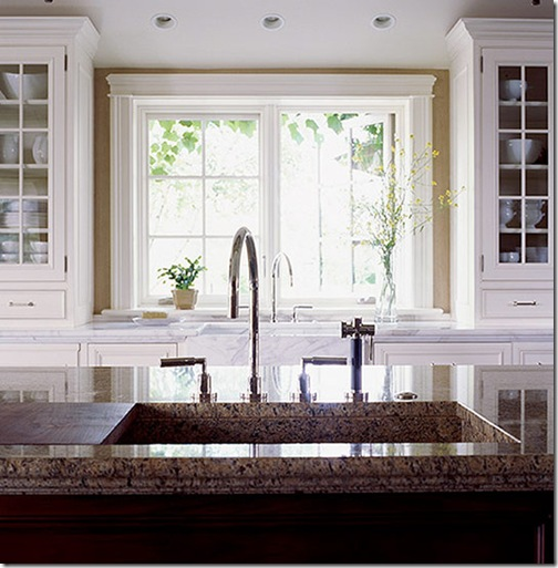 Kitchen Cabinets With Windows: All In The Detail: Windows In The Kitchen?