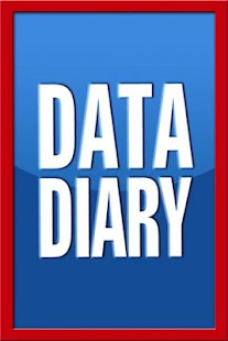 Data Diary - screenshot thumbnail