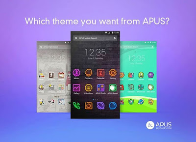 What kind of themes would you like to see from APUS Let us know