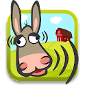 FARM ANIMAL Sounds for Kids icon