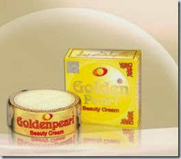 Goldern Pearl Whitening Creams are not good, they cause serious side effects