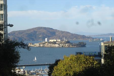 Obiective turistice San Francisco: ALCATRAZ