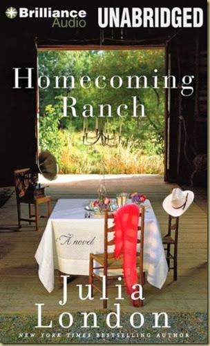 homecoming ranch cover