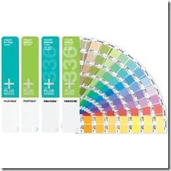 Pantone GP4002XR Color Bridge Coated and Uncoated Set