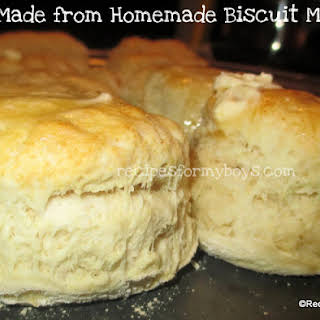 Homemade Biscuits Without Butter Recipes.