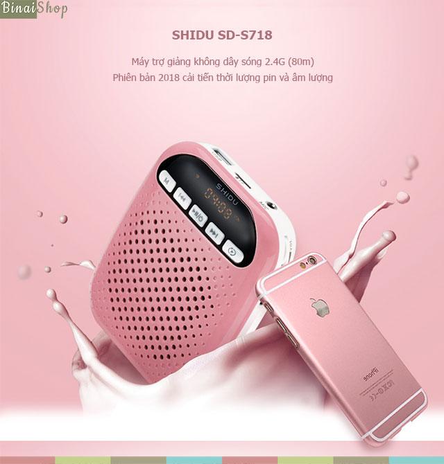 SHIDU SD-718