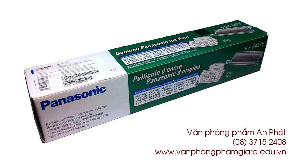 Film fax Panasonic KX-FA 57E