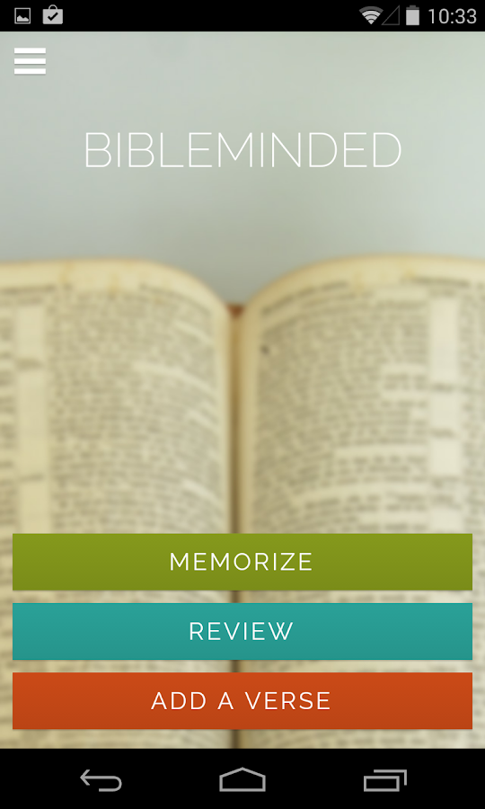 Bible Minded- screenshot