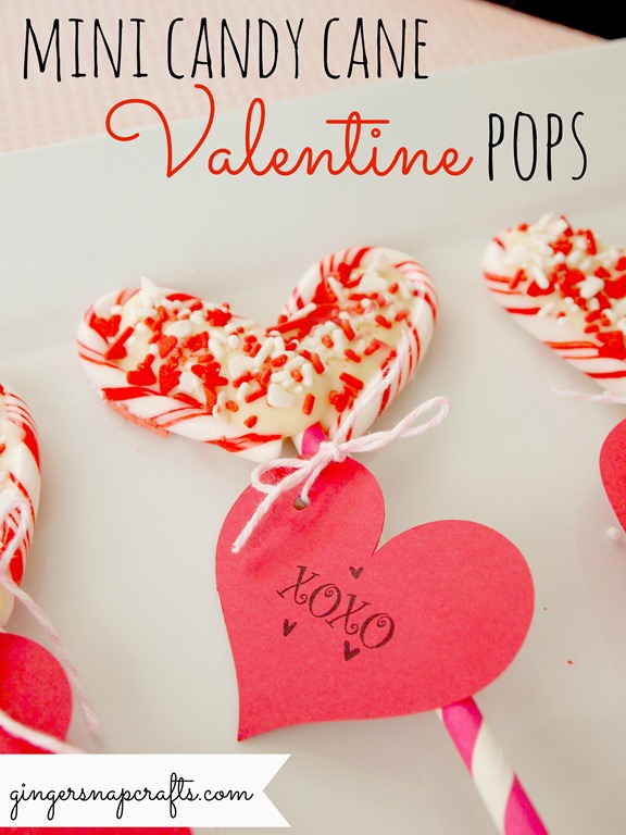 mini candy cane Valentine pops gingersnapcrafts.com