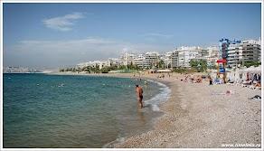 Пляж вблизи Глифады