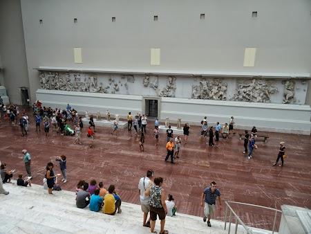 Muzeu Berlin: Sala Pergamon