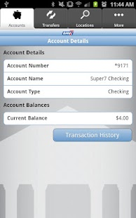Bank7 Mobiliti - screenshot thumbnail