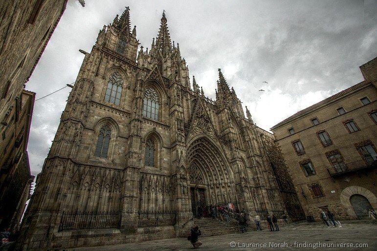 Gothic Barcelona