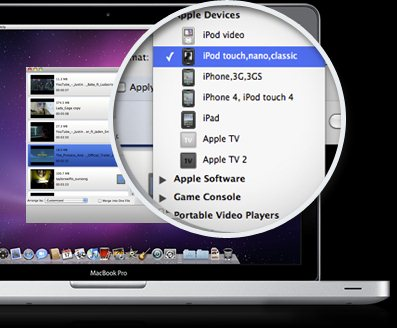 Video Converter Pro para Mac en español