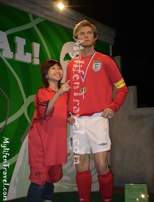 Hong Kong Madame Tussauds 21