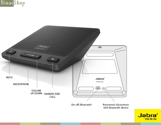 Jabra Speak 450 Cisco