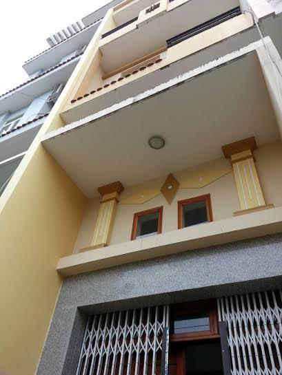 Bán nhà Mặt Tiền Đường Hiền Vương Quận Tân Phú, DT 4x20m (4 tấm) Giá 8,3 tỷ -2