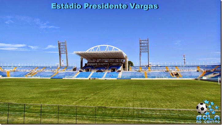 Estadio Presidente Vargas