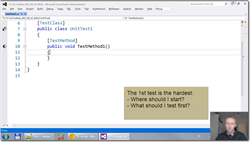 The TicTacToe Kata in CSharp
