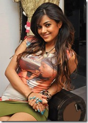 Nila Meera Chopra Latest Hot Still4