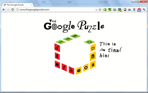 the google puzzle-06