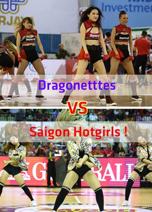 [Dance Battle Saigon Hotgirls vs Dragonettes] Ngoài một chiến thắng ngay trên