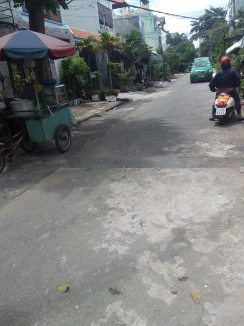 Bán nhà Quận Tân Phú 34/41 Hoàng Ngọc Phách Phú Thọ Hòa 003