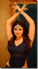 Actress Nayanthara in Greeku Veerudu Latest Stills
