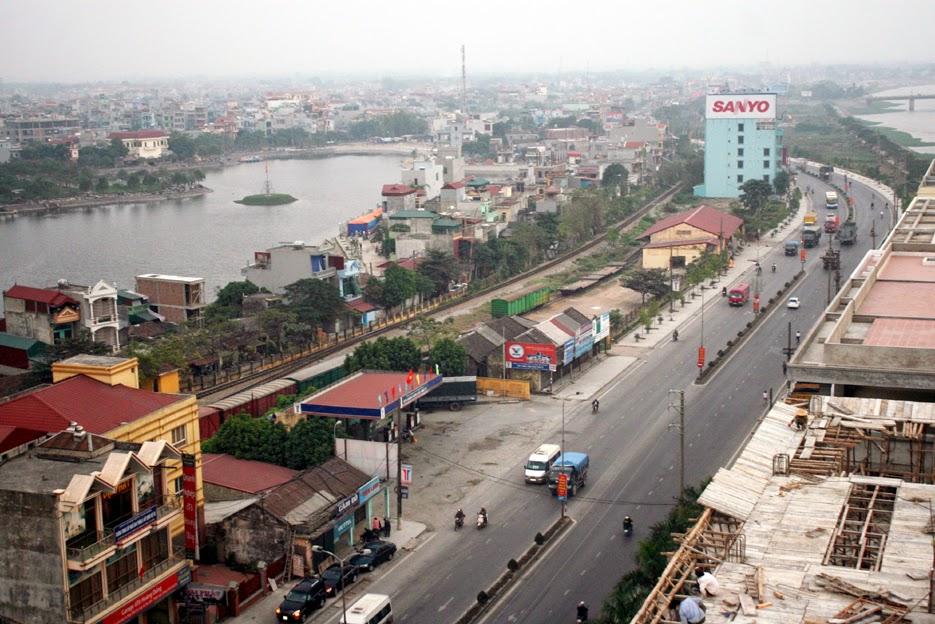 Thành phố Phủ Lý- trung tâm chính của tỉnh Hà Nam