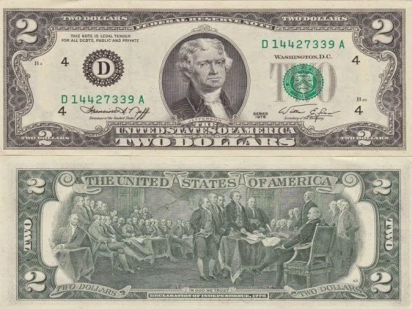 2 usd 1976