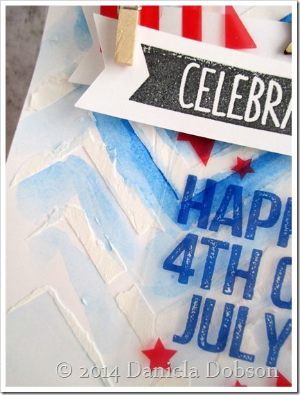 Celebrate 4th close by Daniela Dobson