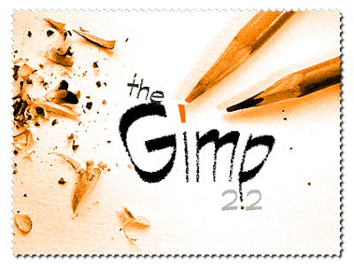 the gimp software edit foto gratis terbaik