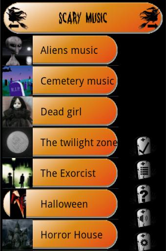 free horror ringtones y sounds