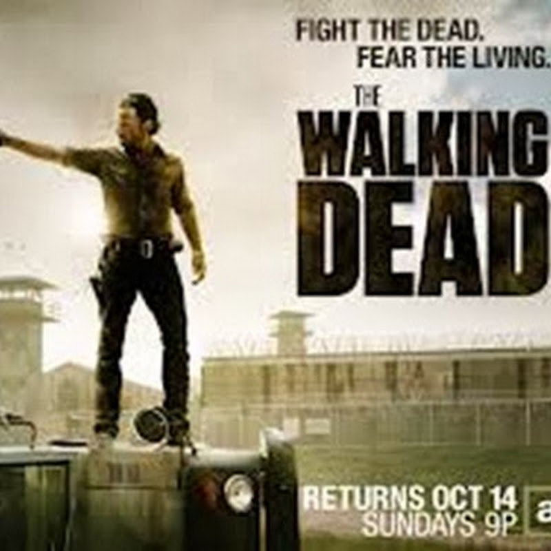 The Walking Dead, in un mondo post apocalittico un virus ha trasformato gli uomini in zombie.