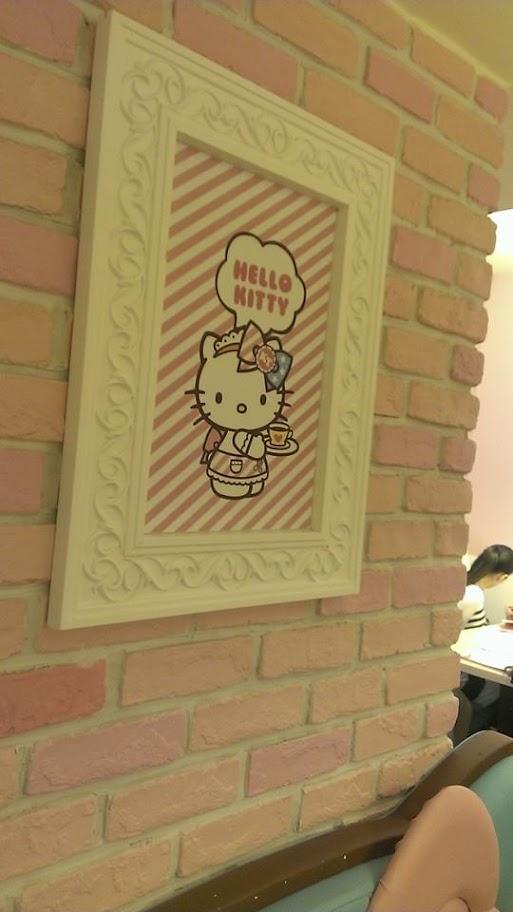 HelloKitty 主題餐廳