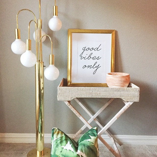 thriftscorethursday claire_brody midcentury brass lamp