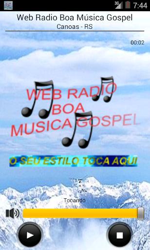 Web Radio Boa Musica Gospel